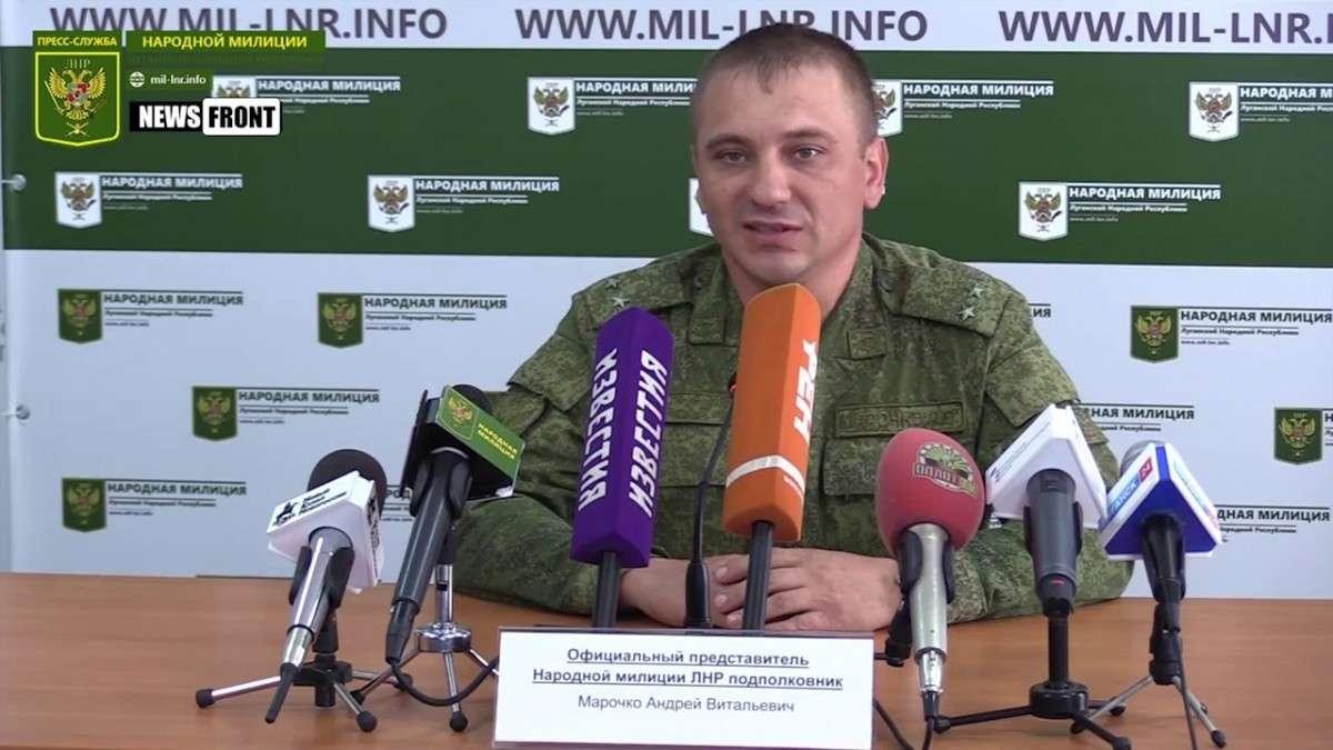 Сводка о ситуации в ЛНР: каратели перебросили в зону «ООС» около 80 танков и БМП