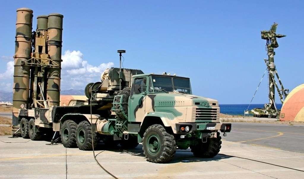 Украина дала возможность израильским террористам оценить опасность комплексов С-300