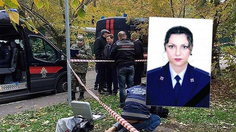 Убитая в Москве следователь целый год просила защиту. Но шефам было лень оформлять бумаги