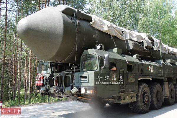 Учения стратегических ядерных сил России прошли по приказу Президента
