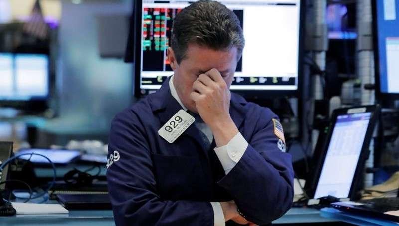 Торговые войны привели к панике на биржах США. Трамп довоевался