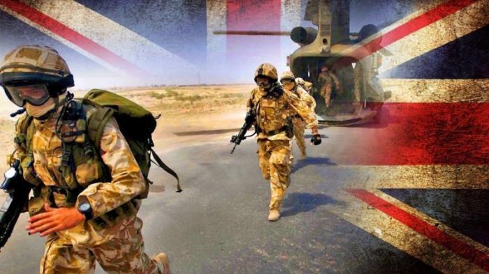 Британской империи – конец. Сил нет, остались одни амбиции