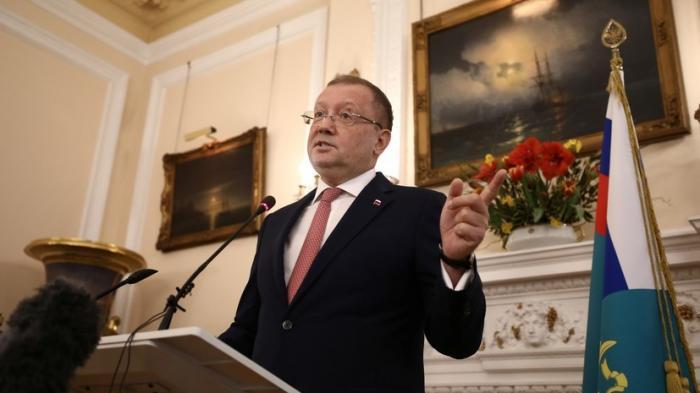 Посол России в Англии Александр Яковенко высказался по российско-британским отношениям