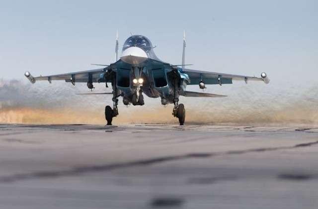 ВКС РФ в Сирии