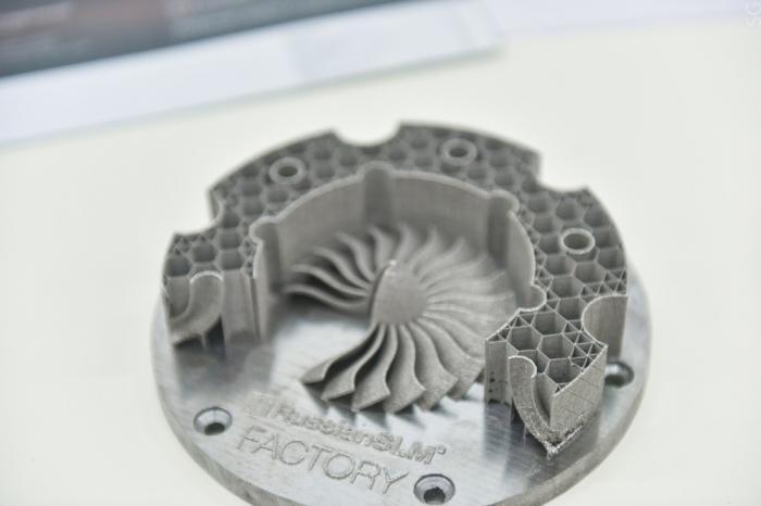 В России разработали 3D-печать изделий из алюминия ститановой прочностью