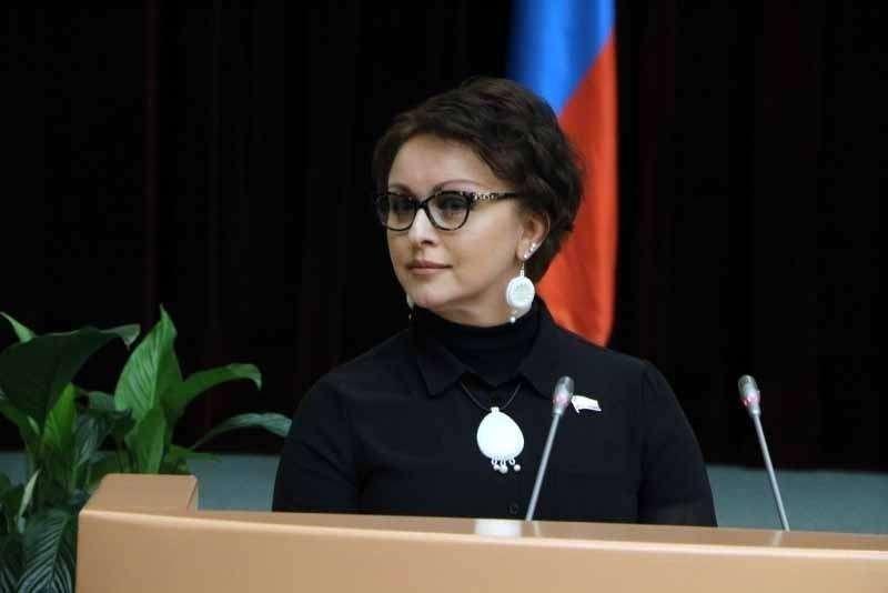 Министр в Саратовской области заявила, что статус министра не позволит ей жить