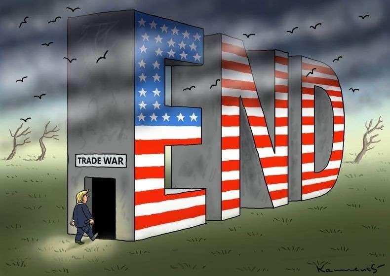 Третья мировая война торговых балансов. Обзор кризиса октября 2018