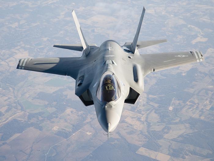 Неприятности с F-35. Опять