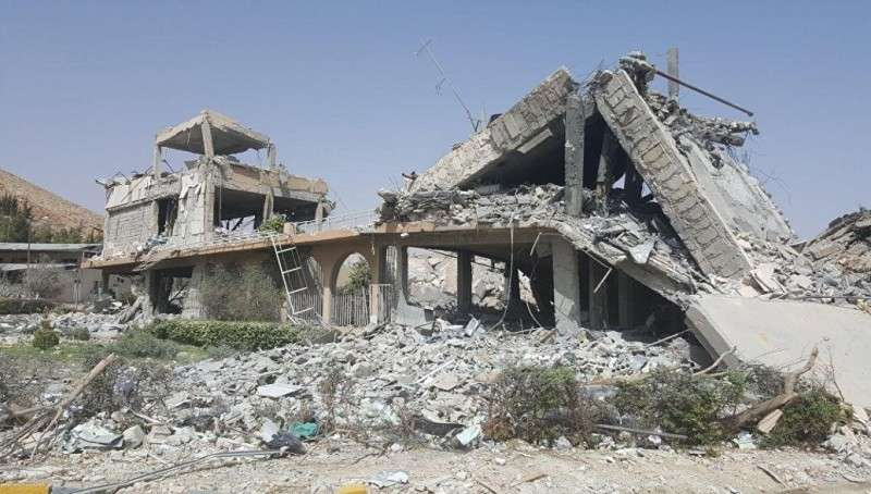 Сирия. Коалицию бандитов США уличили в применении белого фосфора