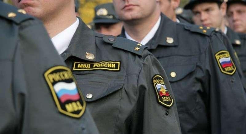 Число полиции в России, США и в других странах, США и в других странах