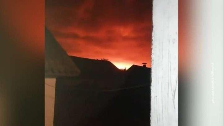 Украина. Взрывы боеприпасов под Черниговом повредили 80 домов