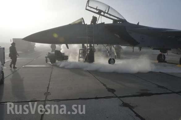 «Чистое небо»: американские лётчики наУкраине учатся сбивать российские истребители (+ВИДЕО, ФОТО) | Русская весна