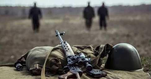 ДНР. Сводка о военной ситуации на Донбассе 14.10.2018