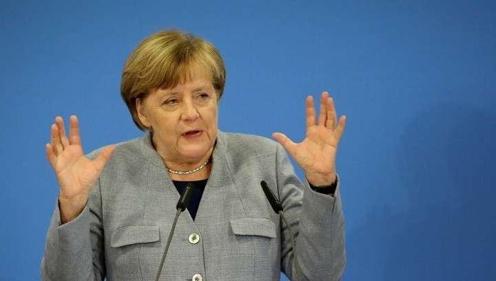 Ангела Меркель теряет парламентское большинство в Баварии