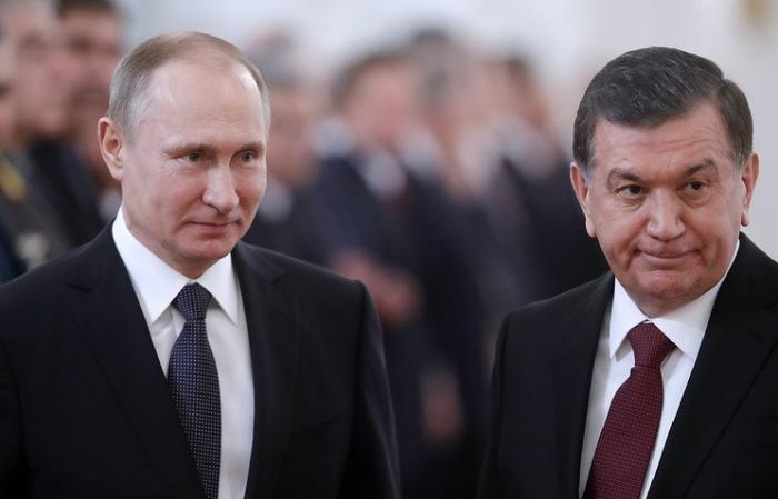 Визит Владимира Путина в Узбекистан: на кону 20 млрд долларов