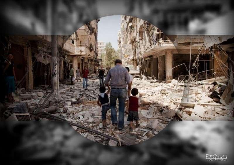 Сирия: после Идлиба Асад и Путин начнут выгонять коалицию во главе с США
