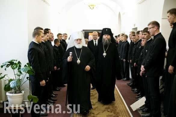 Белорусская церковь резко разорвала отношения с Константинополем | Русская весна