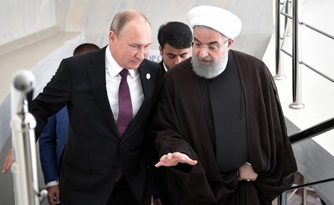 Иранская нефть пойдет через Россию назло США