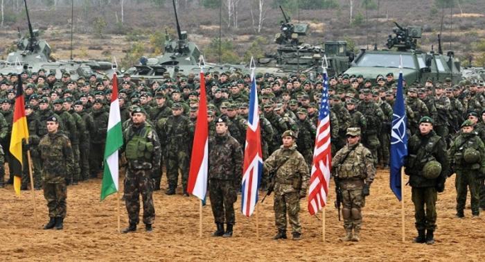 Учения НАТО. Русские корабли и самолеты виноваты уже за то, что они есть