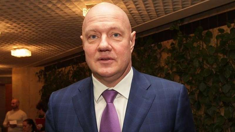 Вице-премьер Крыма Виталий Нахлупин задержан в Москве