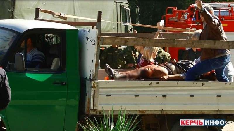 Свидетельства очевидцев теракта в Керчи: «они открывали кабинеты и убивали всех»