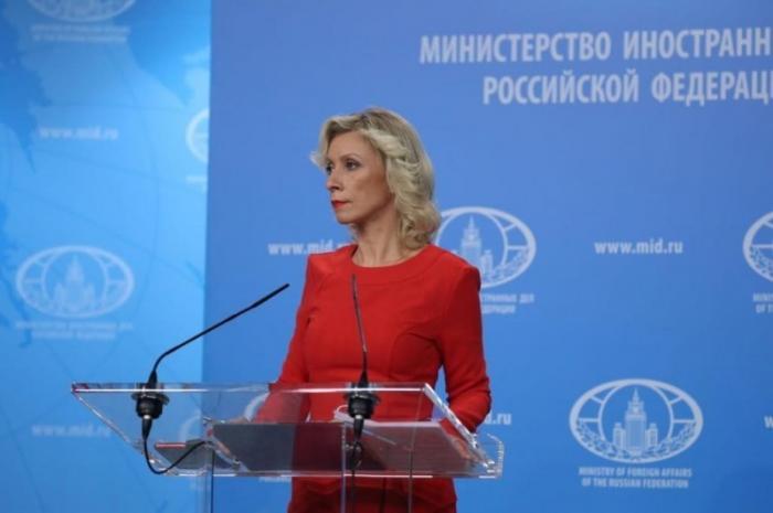 Мария Захарова провела еженедельный брифинг МИД России 17.10.2018
