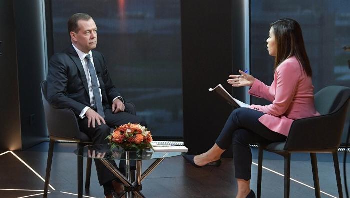 Медведев потроллил Мировое Правительство упрёком в «расшатывании» мирового порядка