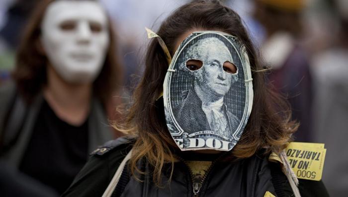 «Продавай Америку!» Доллар больше не считается защитным активом