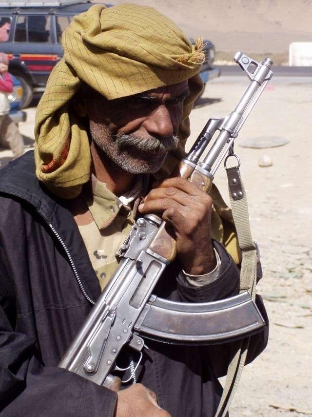 Житель Йемена