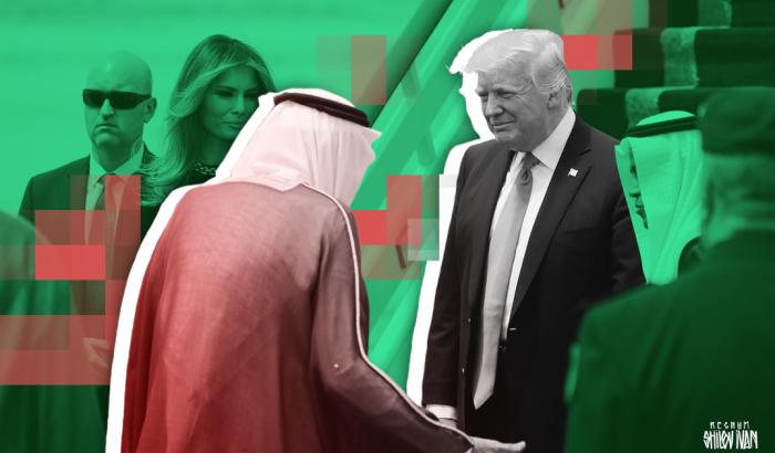 США-Саудовская Аравия: всё о конфликте. Часть первая