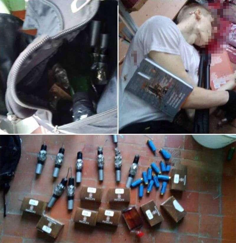 Подозрительные нестыковки в официальной версии теракта в Керчи