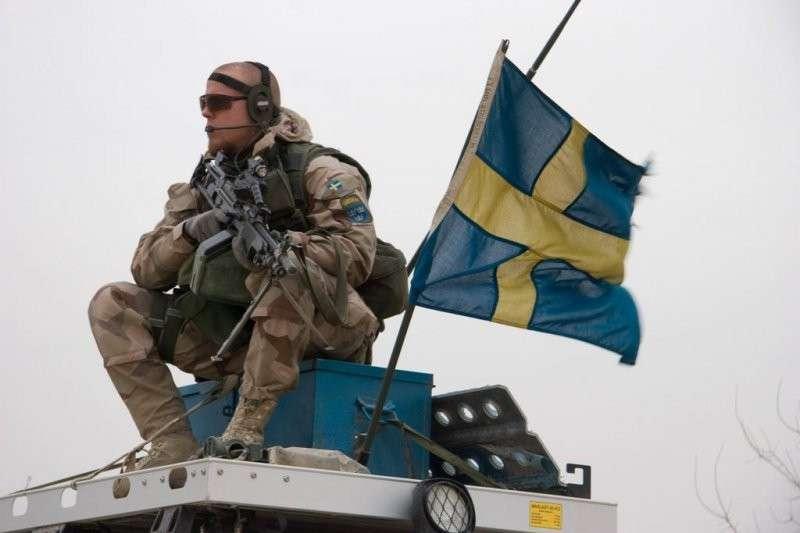 Швеция отказалась от вступления в НАТО