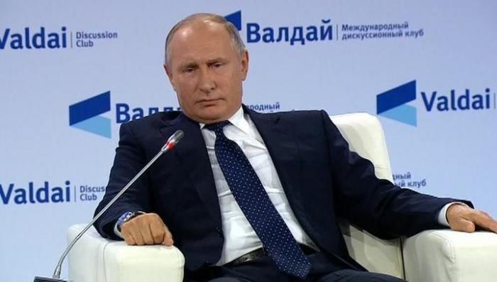 Владимир Путин о ядерной войне: мы как мученики попадем в рай, а они просто сдохнут