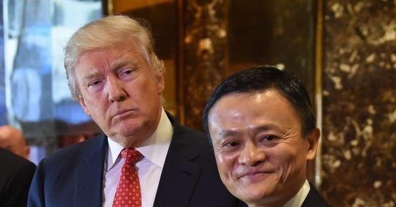 Трамп перекрыл поток 60% китайских товаров в США