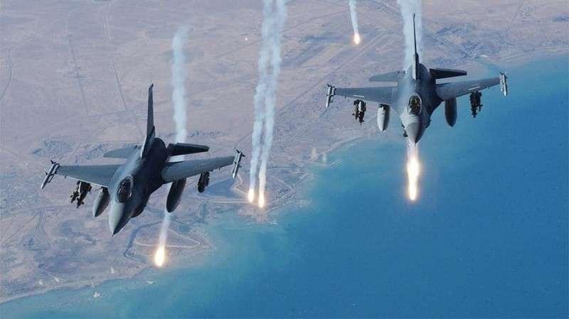 В Сирии коалиция во главе с США нанесла авиаудары по домам мирных жителей