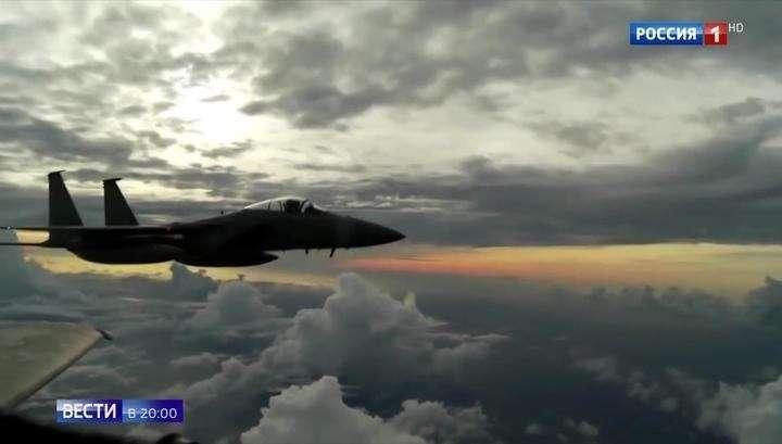 В Сирии истребители США нанесли удар по курдам, которые наступали на ИГИЛ