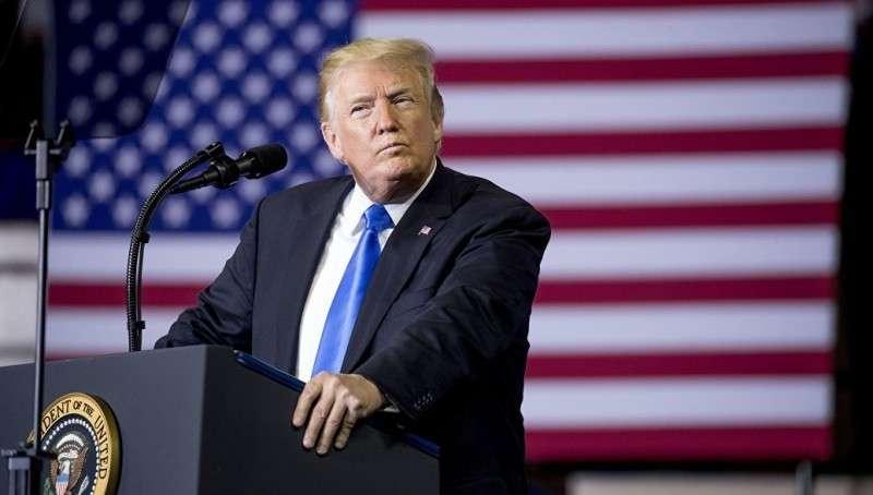 Дональд Трамп о главной угрозе США: большой, жирный и уродливый экономический пузырь