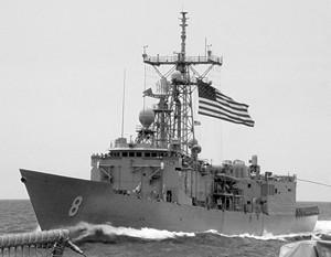 Пентагон желает подарить Украине списанные военные корабли