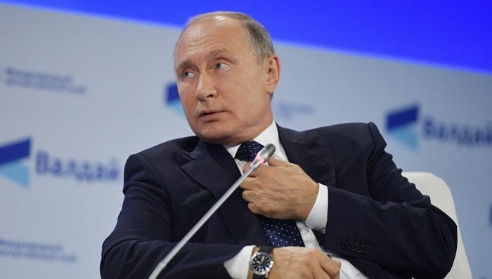 Владимир Путин о ядерной войне: Мы попадем в рай, а они – просто сдохнут