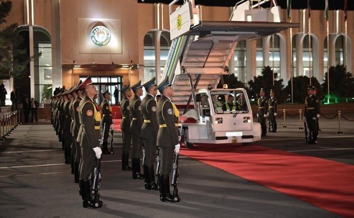 Государственный визит вУзбекистан
