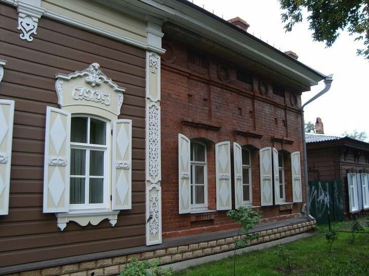 Иркутские кварталы – старина и современность в гармонии