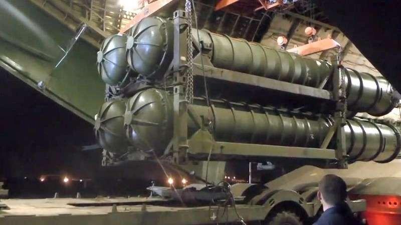 В Сирии ЗРК С-300 ПМ переоборудуют в С-300 ПМУ-2 Фаворит