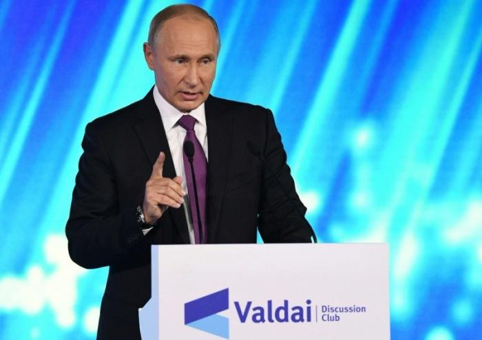Владимир Путин: США скрывают убийства заложников в Сирии