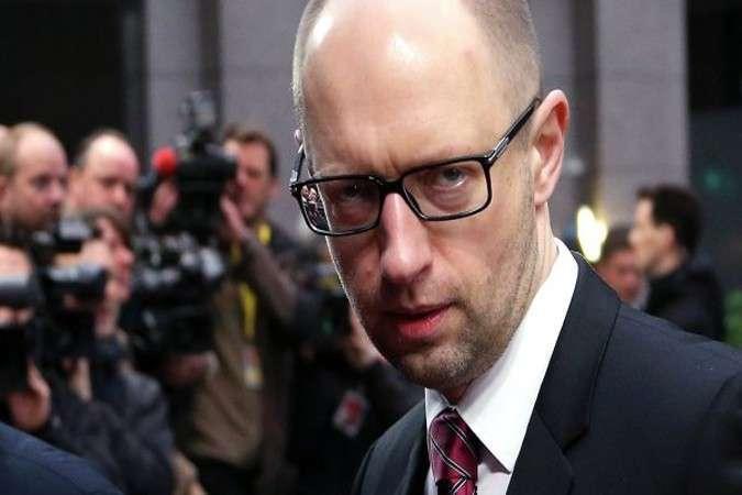 Яценюк заявил, что Украина «назло России» заплатила за газ