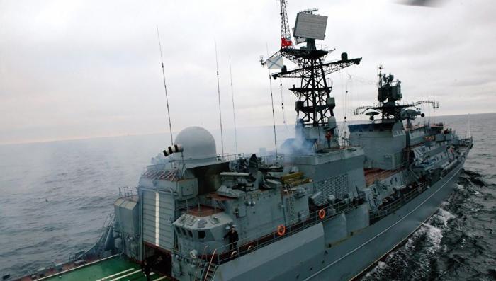 На заводе «Янтарь» рассказали о ходе ремонта фрегата «Неустрашимый»