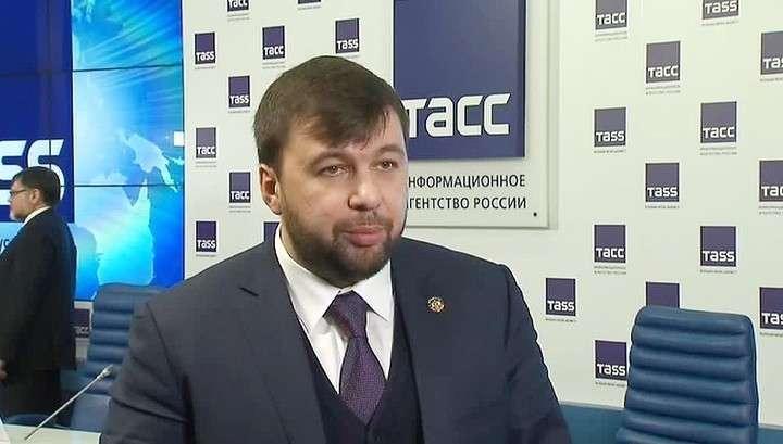 ДНР собирается поставлять электроэнергию в Россию