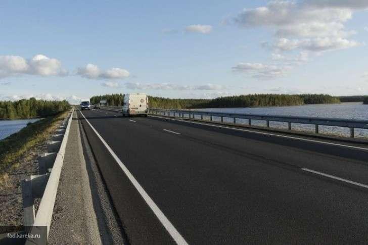 ВВологодской области открыли после реконструкции последний участок трассы А-119