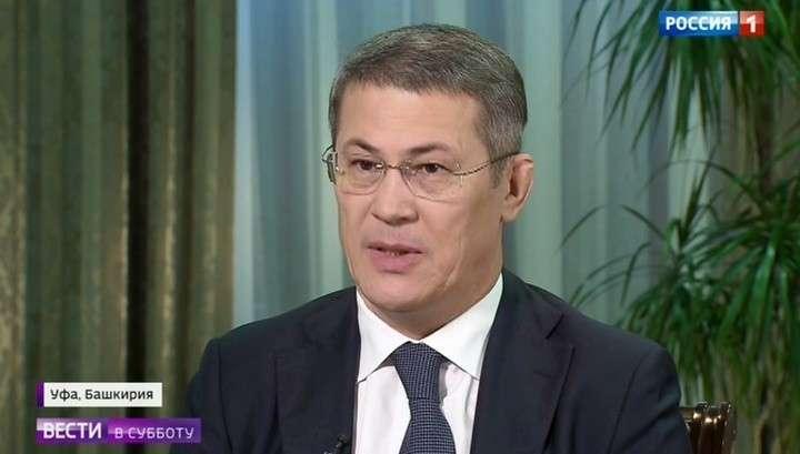 Радий Хабиров рассказал о своих планах наведения порядка в Башкирии