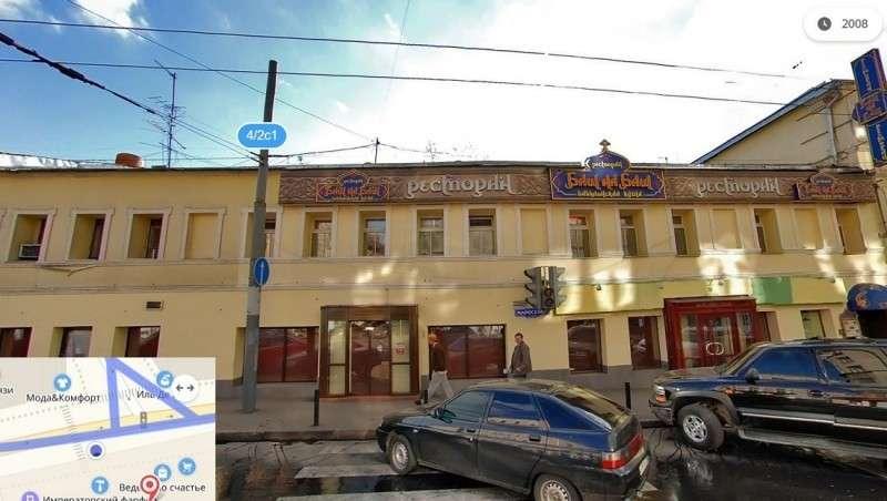 В Москве на любимой улице Собянина открылся «бордель»