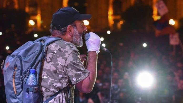 Армения после Майдана: новые «элиты» уже воруют